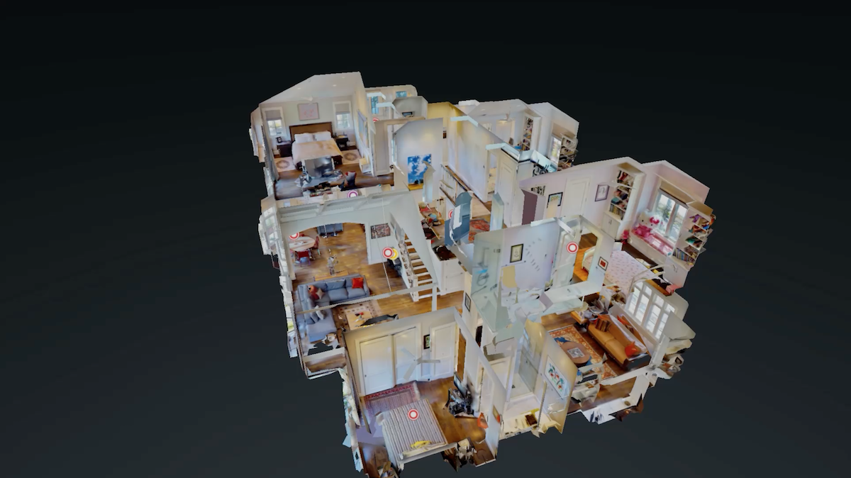 3D Scan for Real Estate